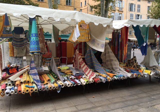 Aix-en-Provence Weekly Market